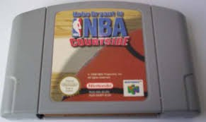 NINTENDO Nintendo 64 64 NBA COURTSIDE