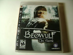 SONY Sony PlayStation 3 Game BEOWULF