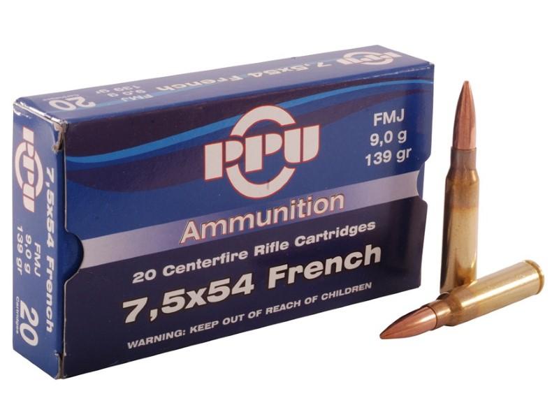 PRVI PARTIZAN Ammunition 7,5X54