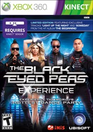 MICROSOFT Microsoft XBOX 360 THE BLACK EYED PEAS EXPERIENCE