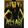 DVD BOX SET DVD ALIAS THE COMPLETE SECOND SEASON