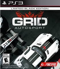 SONY Sony PlayStation 3 Game PS3 GRID AUTOSPORTS