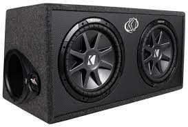 KICKER Car Speakers/Speaker System KICKER COMP VR 12