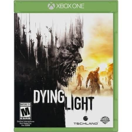MICROSOFT XBOX ONE DYING LIGHT