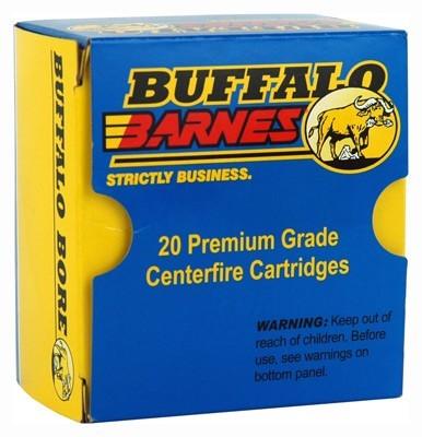 BUFFALO BORE Ammunition 454 CASULL LEAD FREE 7D