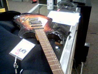 WASHBURN Electric Guitar X SERIES GUITAR