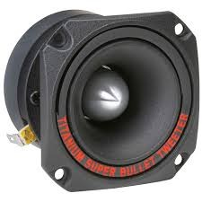 PYRAMID CAR AUDIO Car Audio TW44 TITANIUM SUPER TWEETER