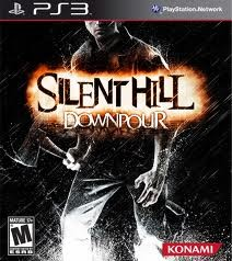 SONY Sony PlayStation 3 Game SILENT HILL DOWNPOUR