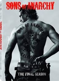 DVD BOX SET DVD SONS OF ANARCHY THE FINAL SEASON