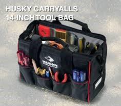 HUSKY Cement Hand Tool BAG OF TOOLS