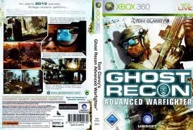 MICROSOFT Microsoft XBOX 360 Game GHOST RECON ADVANCED WARFIGHTER
