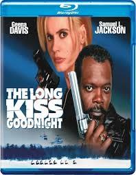 BLU-RAY MOVIE THE LONG KISS GOODNIGHT