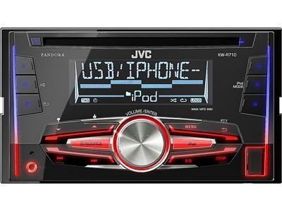 JVC Car Audio KWR710