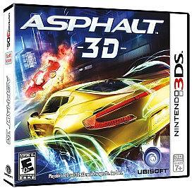 NINTENDO Nintendo 3DS ASPHALT 3D