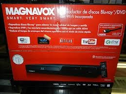 MAGNAVOX DVD Player MBP5320