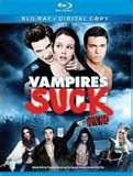 BLU-RAY MOVIE Blu-Ray VAMPIRES SUCK