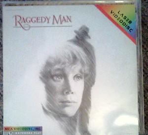 LASER DISC Laser Disk RAGGEDY MAN