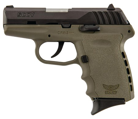 SCCY INDUSTRIES Pistol CPX2 CBDE