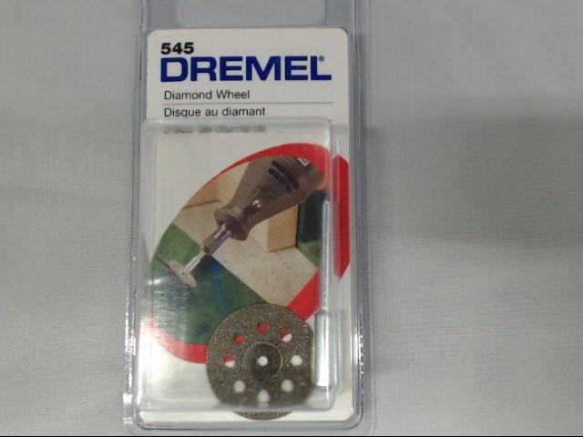 DREMEL Drill Bits/Blades 545