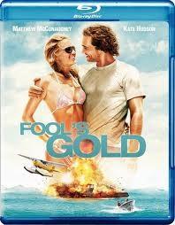 BLU-RAY MOVIE Blu-Ray FOOLS GOLD