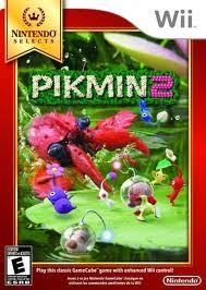 NINTENDO Wii Game PIKMIN 2