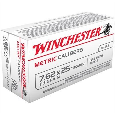 WINCHESTER Ammunition 7.62X25