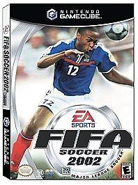 NINTENDO Nintendo GameCube Game FIFA SOCCER 2002