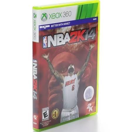 MICROSOFT Microsoft XBOX One Game XBOX 360 NBA 2K14
