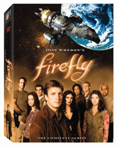 DVD BOX SET DVD FIREFLY THE COMPLETE SERIES
