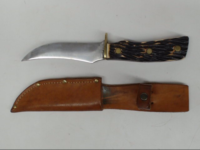 """IMPERIAL KNIFE COMPANY Hunting Knife FIXED BLADE 5"""""""