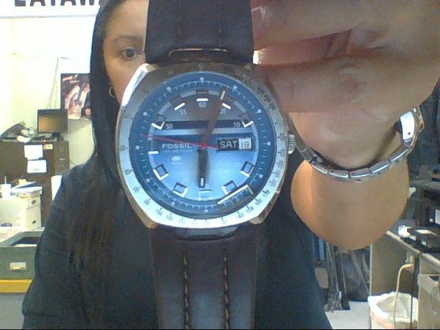 FOSSIL Gent's Wristwatch AM-3876
