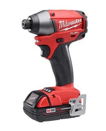 MILWAUKEE Impact Wrench/Driver 2653-22CT