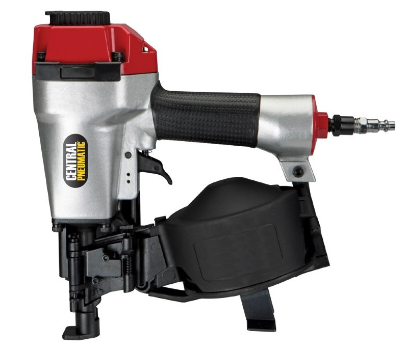 CENTRAL PNEUMATIC Nailer/Stapler 67450