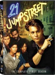 DVD BOX SET DVD 21 JUMPSTREET SEASON 1