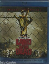 BLU-RAY MOVIE Blu-Ray LAND OF THE DEAD