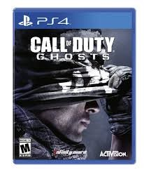 SONY Sony PlayStation 4 PS4 CALL OF DUTY GHOSTS
