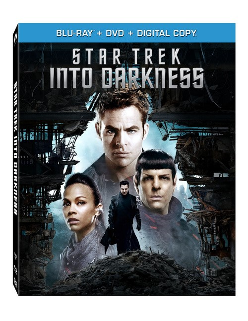 BLU-RAY MOVIE Blu-Ray STAR TREK INTO DARKNESS
