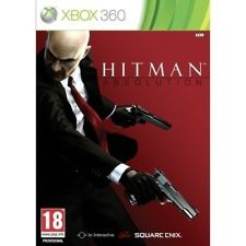 MICROSOFT XBOX 360 Game HITMAN ABSOLUTION