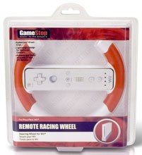 GAMESTOP Video Game Accessory WII STEERING WHEEL