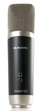 M AUDIO Microphone PRODUCER USB MICROPHONE