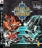 SONY Sony PlayStation 3 THE EYE OF JUDGEMENT