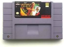 NINTENDO Nintendo SNES SUPER CAESARS PALACE