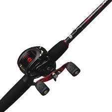 ABU GARCIA Fishing Reel BLACK MAX