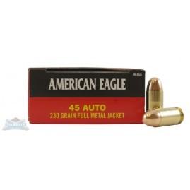 FEDERAL AMMUNITION Ammunition AMERICAN EAGLE AE45A