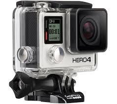 GOPRO Camcorder PRO HERO 4 BLACK