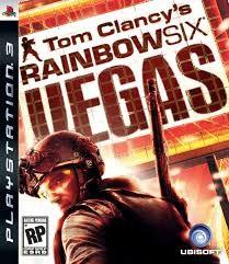 SONY Sony PlayStation 3 Game RAINBOW SIX VEGAS PS3