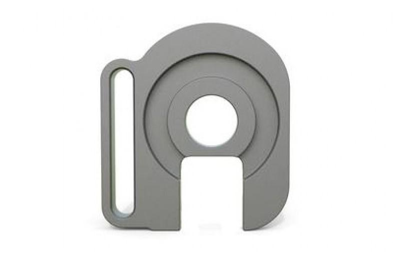MIDWEST INDUSTRIES Accessories MCT590-1L (LH LOOP END PLATE ADAPTOR 590)