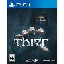 SONY PlayStation 4 Game THIEF - PS4