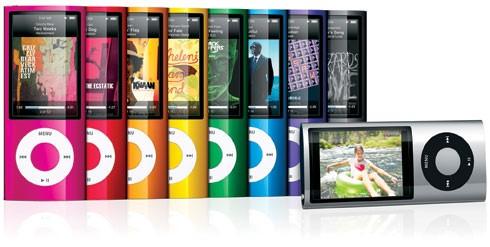 APPLE IPOD IPOD A1320 NANO 4GB