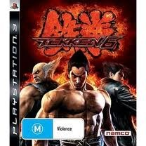 SONY Sony PlayStation 3 Game TEKKEN 6